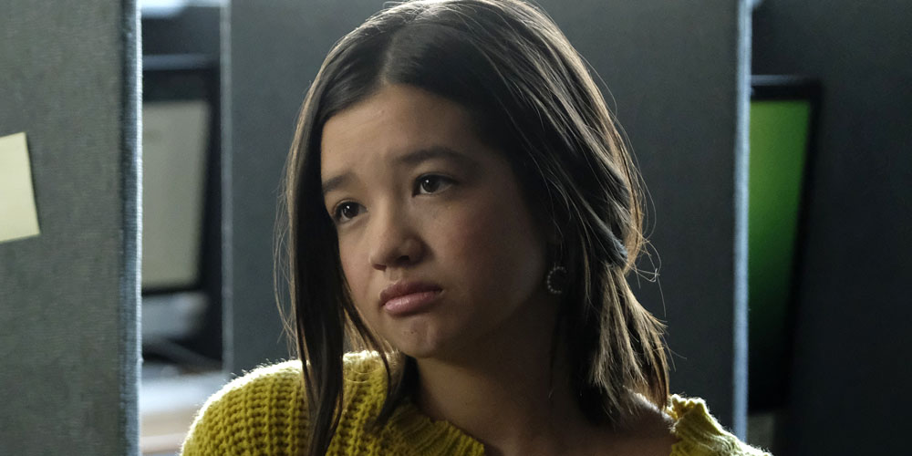 Peyton Elizabeth Lee Will Guest Star on ABC's 'Stumptown' & We Have First Look Pics!