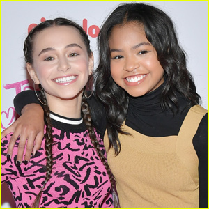 Navia Robinson & Sky Katz Spill on Their Holiday Traditions
