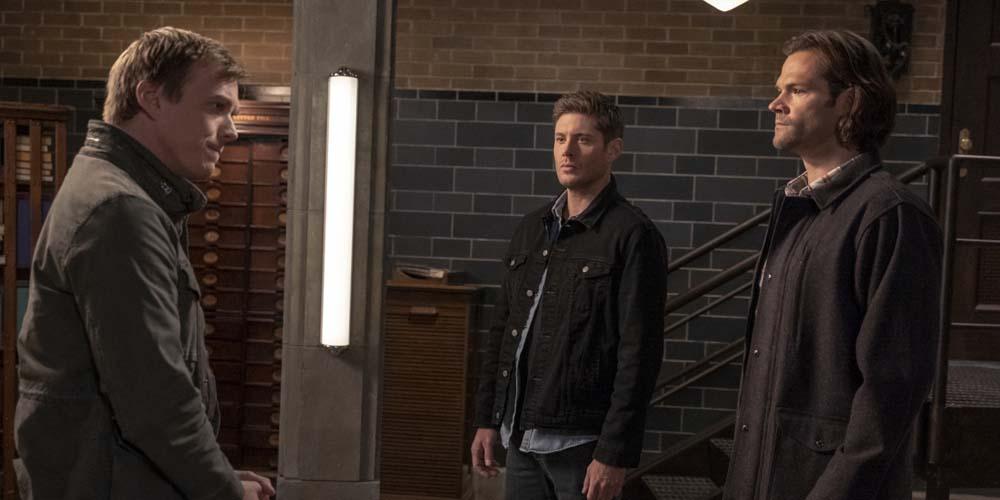 Jake Abel Returns As Sam & Dean's Other Brother Adam on 'Supernatural' Tonight
