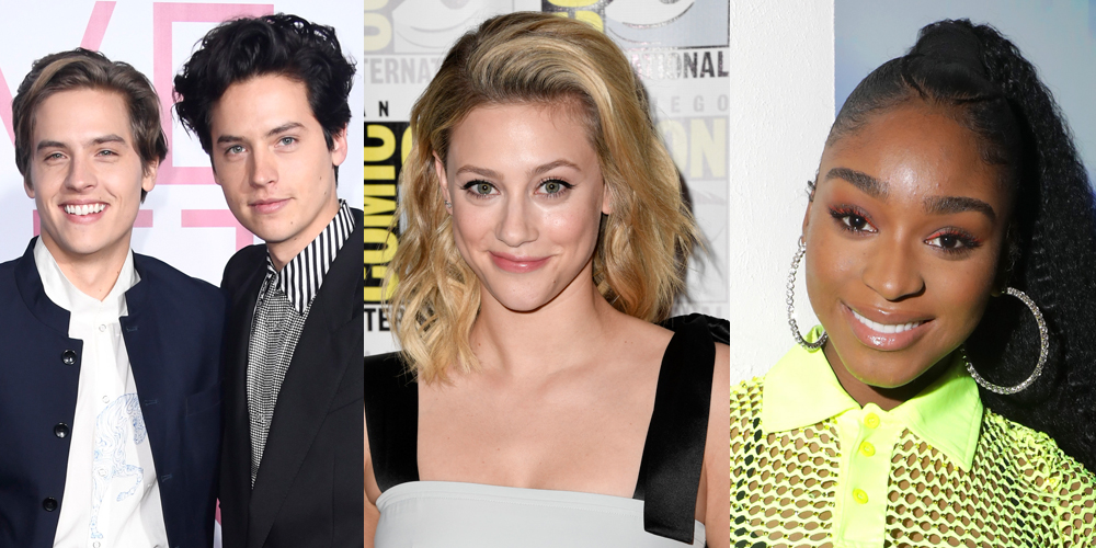 Cole & Dylan Sprouse, Lili Reinhart, Normani & More Make Forbes 30 Under 30 Lists!