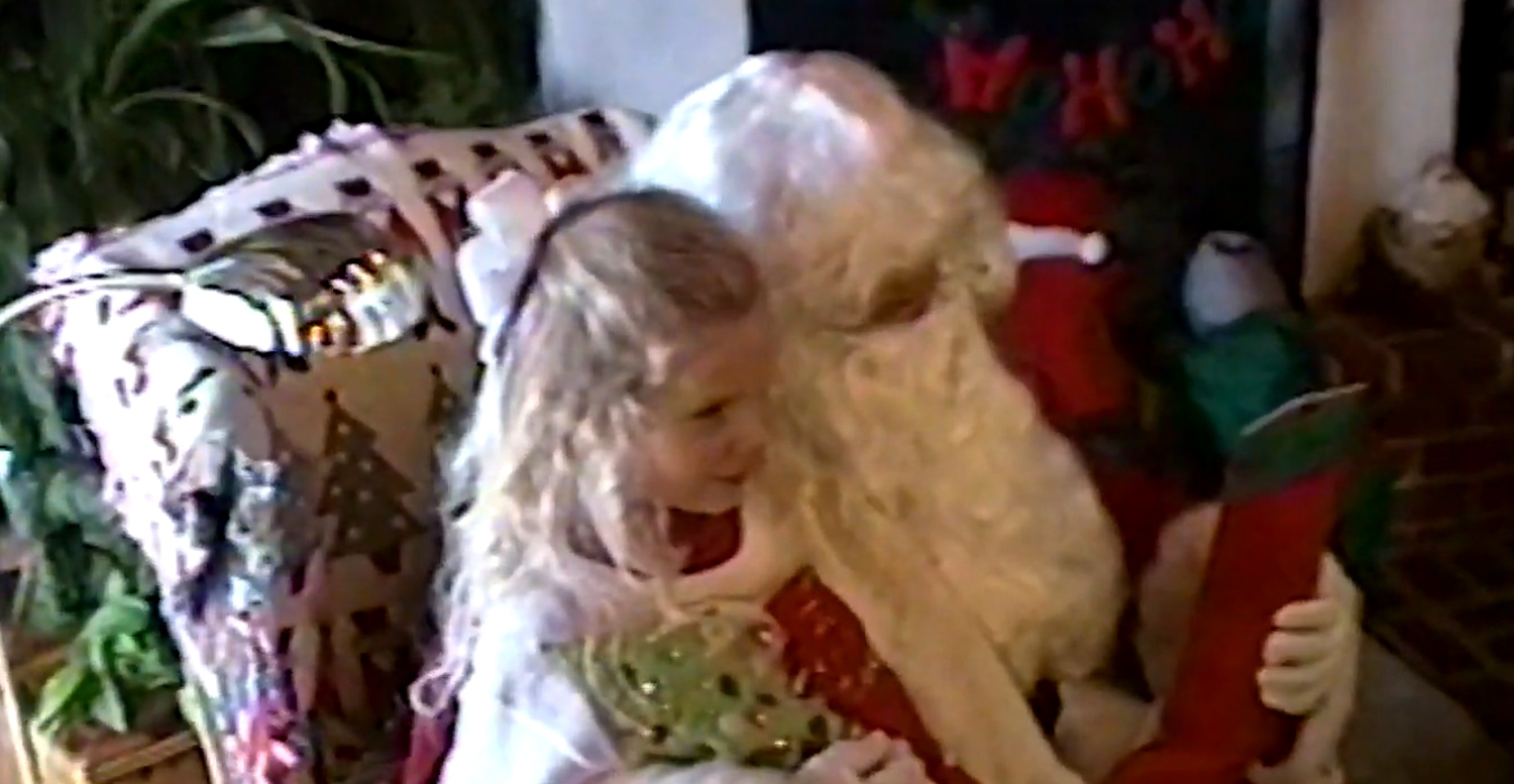 Taylor Swift's 'Christmas Tree Farm' Video Features Adorable Home Videos – Watch & Listen!
