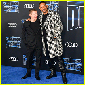 Tom Holland Reveals How He Met Will Smith for the First Time! (Video)