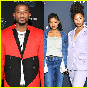 Trevor Jackson Talks 'grown-ish' Season 3 & Pranking Chloe x Halle On Set