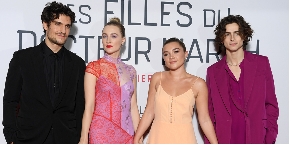 Timothee Chalamet Was 'Wonderful' To Have In The Gang on 'Little Women', Florence Pugh Says