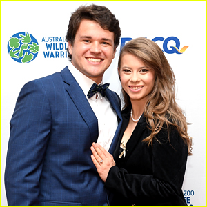 Bindi Irwin & Chandler Powell Adopt Adorable New Puppy & Name It Piggy!