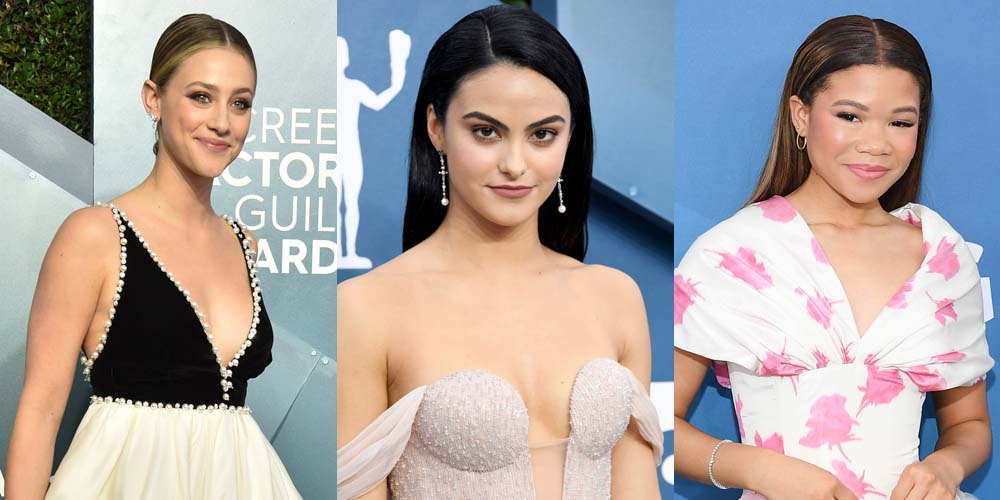 Camila Mendes Wins Best Dressed at SAG Awards 2020 – See Her Look Now!