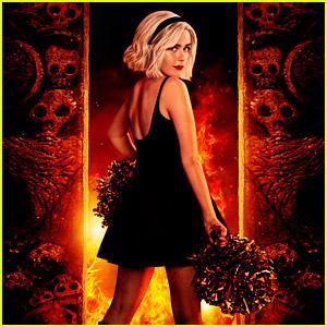 New 'Sabrina' Episodes Premiere in One Week - Watch Part 3's Trailer!