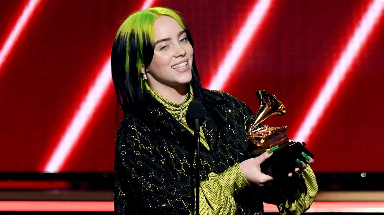 Best New Artist Goes to Billie Eilish at Grammys 2020!