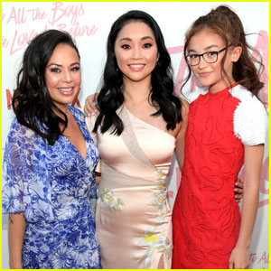 Janel Parrish Shares Emotional Moment the 'To All The Boys' Cast Wrapped Filming