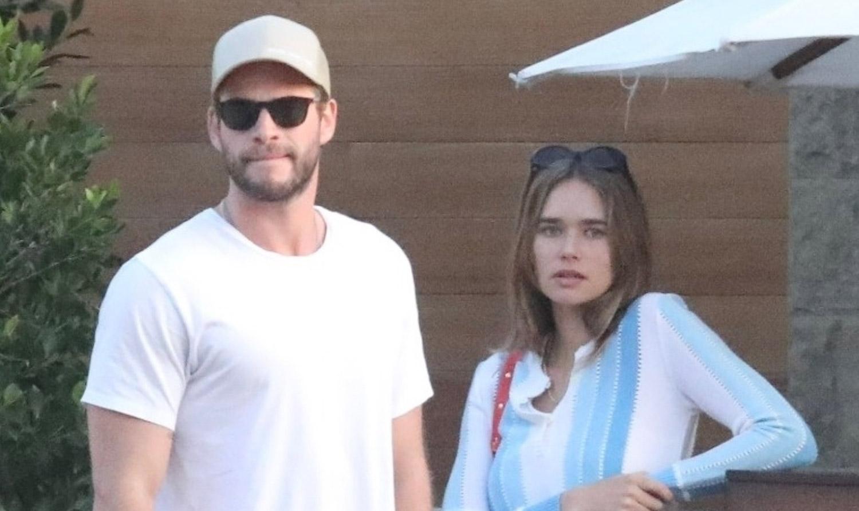 Liam Hemsworth Goes On a Breakfast Date with Girlfriend Gabriella Brooks