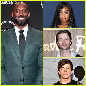 Hollywood Stunned by Shocking Death of NBA Superstar Kobe Bryant
