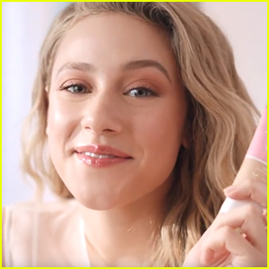 Lili Reinhart's First CoverGirl Commercial Debuts - See It Here!