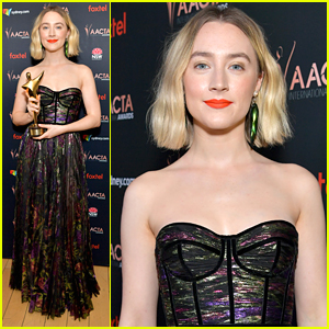 Saoirse Ronan Wins Best Lead Actress at Australian Academy Awards 2020
