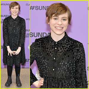 Sophia Lillis Premieres New Movie 'Uncle Frank' at Sundance Film Festival 2020