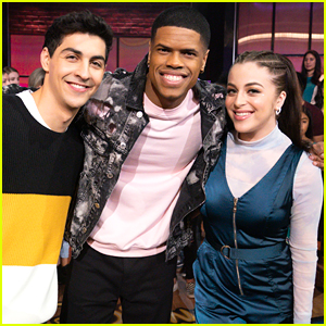 'Zombies 2' Stars Baby Ariel & Trevor Tordjman To Host New Dance Competition Series 'Disney Fam Jam'