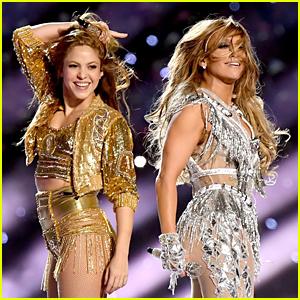 Celebs Go Crazy Over Jennifer Lopez & Shakira's Super Bowl Halftime Show - See The Tweets!