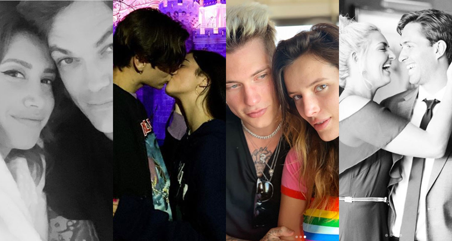 So Many Celebs Are Celebrating Valentine's Day – See Their Cute Posts!