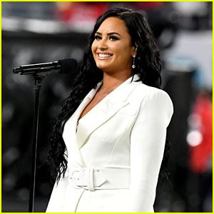 Demi Lovato Opens Up About Eating Disorder Leading to Sobriety Slip (Video)