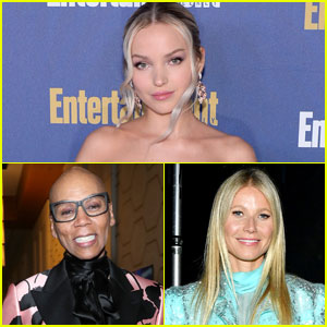 Dove Cameron Shouts Out Her 'Parents' Ru Paul & Gwyneth Paltrow