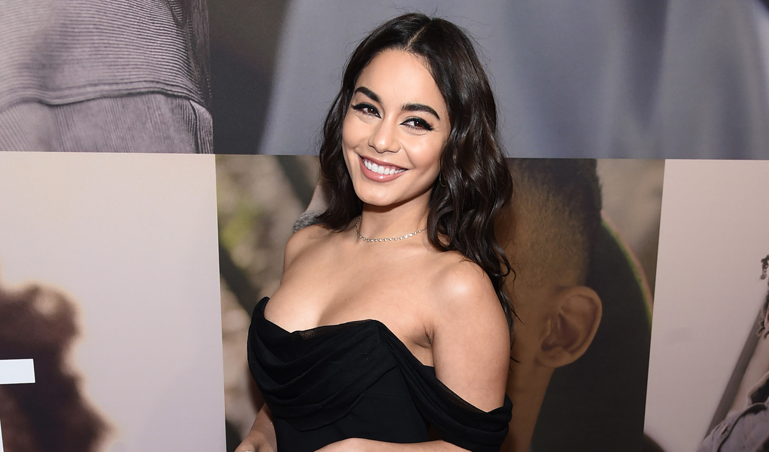Vanessa Hudgens Dolls Up For West Side Story Opening On