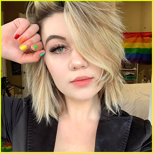 Jessie Paege Says Goodbye To Blue Hair & Hello To...