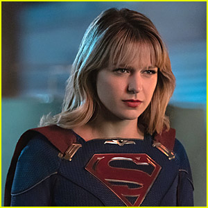Melissa Benoist Celebrates Tonight's 100th Episode of 'Supergirl