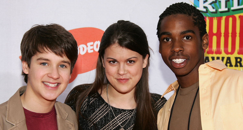 'Ned's Declassified' Stars Devon Werkheiser, Lindsey Shaw & Daniel Curtis Lee Reunite, Tease Working Together Again