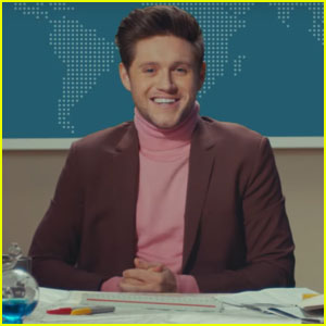 Niall Horan's American Accent Is Hilarious in 'Heartbreak Weather' Tracklist Announcement