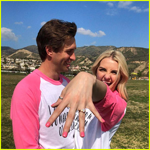 R5's Rydel Lynch Engaged To Boyfriend Capron Funk!