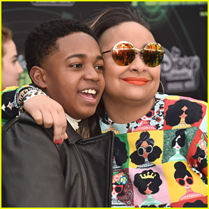 Raven Symone Joins TV Son Issac Ryan Brown For His New Song 'Win It' - Listen Now!