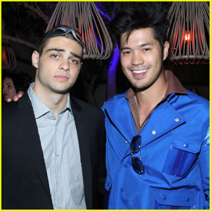 Noah Centineo & Ross Butler Show Off Their Hilarious Dance Moves