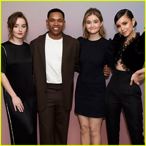 Kaitlyn Dever, Sofia Carson, & More Celebrate Their 'Teen Vogue' Covers!