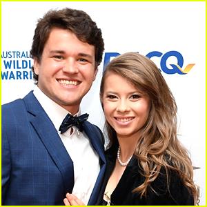 Bindi Irwin & Chandler Powell Marry In Very Intimate Ceremony at Australia Zoo