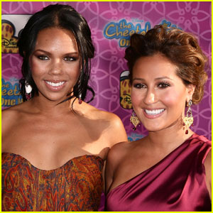 Cheetah Girls' Kiely Williams Opens Up About Fued With Adrienne Bailon