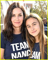 Courteney Cox's Daughter Coco Sings Beautiful Rendition of Demi Lovato's 'Anyone'