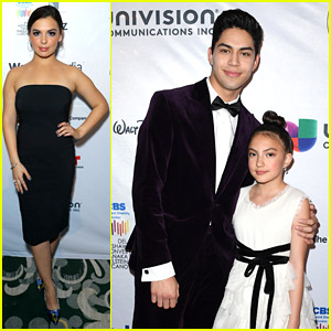 Isabella Gomez & 'Party of Five' Honored at NHMC Impact Awards 2020