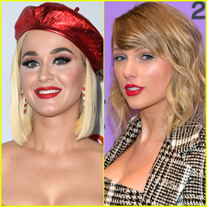 Katy Perry Says She & Taylor Swift 'Text A Lot' After Ending Their Feud