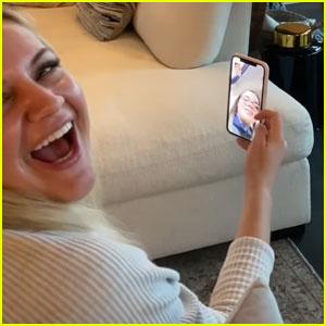 Kelsea Ballerini Surprises Her Fans While Social Distancing - Watch!