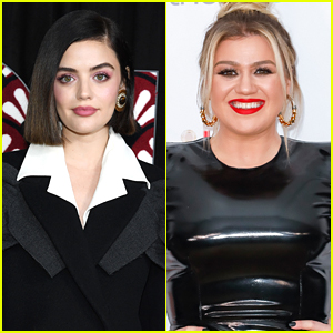 Lucy Hale Gives Some Credit To Kelly Clarkson For Her Career