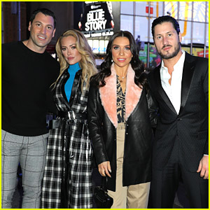 Maks & Val Chmerkovskiy Announce New Dance Tour With Their Wives Peta Murgatroyd & Jenna Johnson