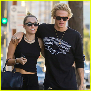 Cody Simpson Jokes About Miley Cyrus Pregnancy Rumors During Australian Interview