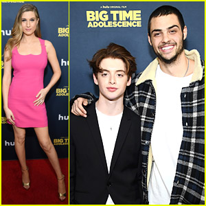 Noah Centineo & Thomas Barbusca Would Love To Work Together