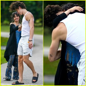 Shawn Mendes & Camila Cabello Look So Cute Together in These New Pics!
