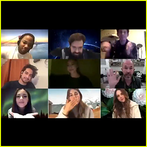 'Victorious' Cast Has Virtual Reunion for 10-Year Anniversary - Watch the Video Chat!
