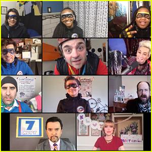 'Danger Force' Cast Film Quarantine Virtual Special Episode