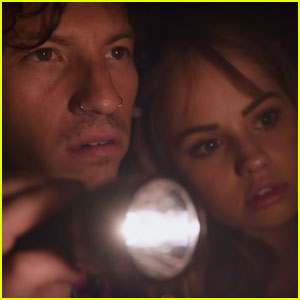 Debby Ryan Couples Up With Josh Dun in 'Level of Concern' Video - Watch!