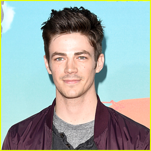 Grant Gustin Gets Candid About Struggles With Anxiety & Depression