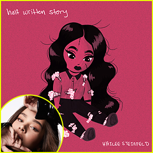 Hailee Steinfeld Shares 'Half Written Story' Album Artwork & Track List