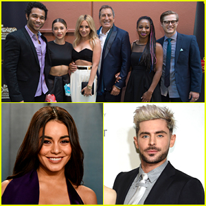 Zac Efron Will Participate in 'High School Musical' Reunion During 'Disney's Family Singalong'