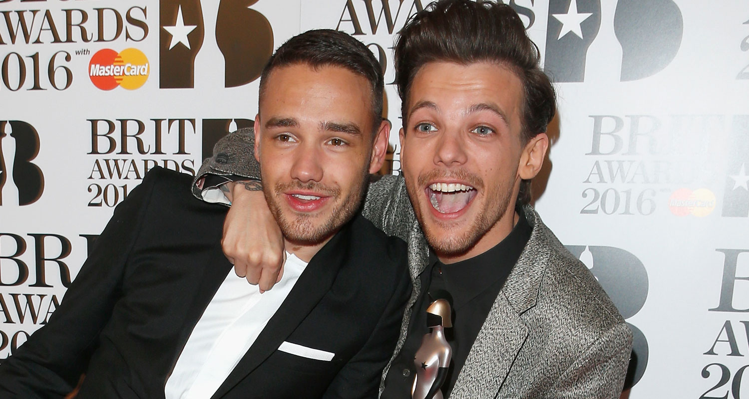 Liam Payne Had To Stop Louis Tomlinson From Doing This On The Set Of One Direction Videos Liam Payne Louis Tomlinson Just Jared Jr